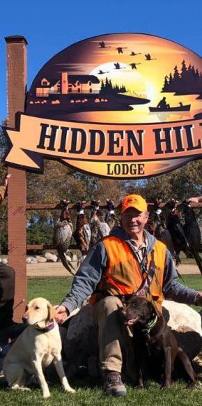 Hidden Hill Lodge Pheasant Hunters