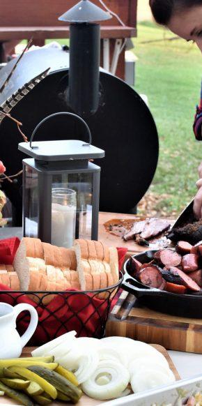 Daybreak Lodge Rachel Cooking